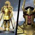 Descargar diseños 3D El Cid, wbayer