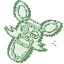 Fichier imprimante 3D Emporte-pièce à l'emporte-pièce sexy, osval74