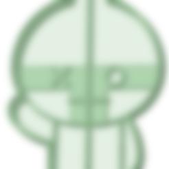 Télécharger plan imprimante 3D BT21 Emporte-pièce pour fourgonnette, osval74