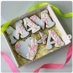Descargar archivos 3D MAMA con corazon cookie cutter, osval74