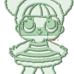Descargar modelos 3D para imprimir Lol entera 15 con contorno, osval74