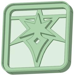 3_e.png Télécharger fichier STL L'emporte-pièce de Final Fantasy 3 • Design pour impression 3D, osval74