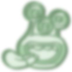 Download 3D-afdruksjablonen Nivis 4-koekjessnijder, osval74