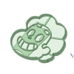 archivos 3d Steven Universe cookie cutter, osval74