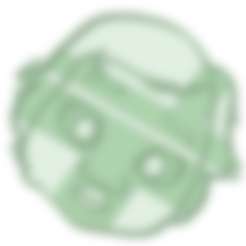 Archivos 3D Moana bebe cookie cutter, osval74