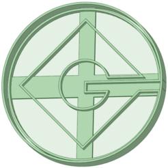 Télécharger modèle 3D Logo des larbins à l'emporte-pièce, osval74