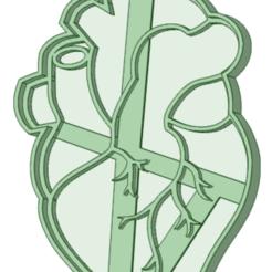 Télécharger fichier STL Emporte-pièce en forme de coeur, osval74