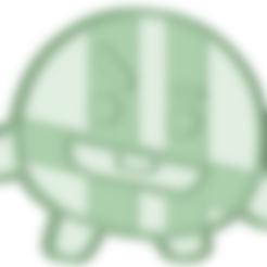 Descargar archivo 3D BT21 Shooky cookie cutter, osval74