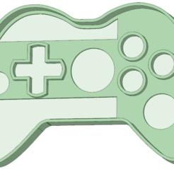 Modèle 3D Emporte-pièce à l'emporte-pièce à joystick, osval74