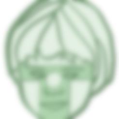 Download STL file Grandson cookie cutter, osval74