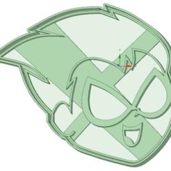 Impresiones 3D Teen Titans Go Robin, osval74