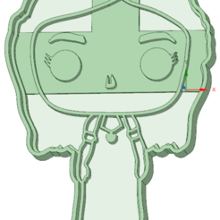 Download 3D printer files Daenerys cookie cutter, osval74