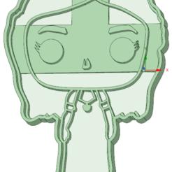 3D printer files Daenerys cookie cutter, osval74