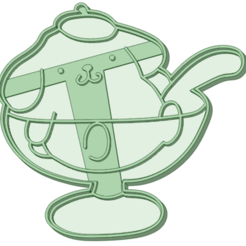 Descargar diseños 3D Pom Pom Purin cookie cutter, osval74