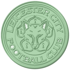 Download 3D printer files Leicester city cookie cutter, osval74