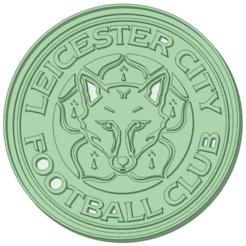 Imprimir en 3D Leicester city cookie cutter, osval74