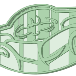 BY3_e.png Download STL file Baby Yoda 4 cookie cutter • 3D printer object, osval74