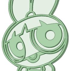 Bombon_e.png Télécharger fichier STL Bonbons en forme de coupe de biscuit • Objet imprimable en 3D, osval74