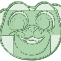 7_e.png Download STL file Puppy dog 7 cookie cutter • 3D printer object, osval74