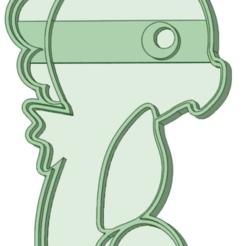 Caballito de mar_e.png Télécharger fichier STL Bébé hippocampe à l'emporte-pièce • Objet pour imprimante 3D, osval74