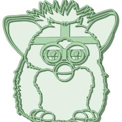 Télécharger fichier STL L'emporte-pièce Furby, osval74