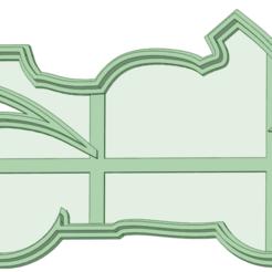 Descargar modelos 3D para imprimir Moto cookie cutter, osval74