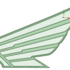 3D printer files Logo Honda cookie cutter, osval74