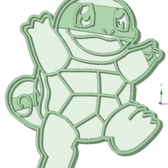 Archivos 3D Pokemon 1 cookie cutter, osval74