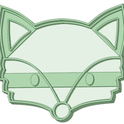 Zorro 2.png Télécharger fichier STL Emporte-pièce Zorro pour biscuits à l'emporte-pièce • Plan pour impression 3D, osval74