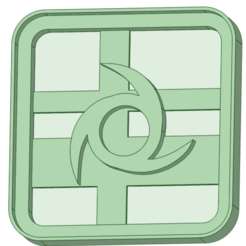 7_e.png Download STL file Final Fantasy 7 cookie cutter • 3D printer object, osval74