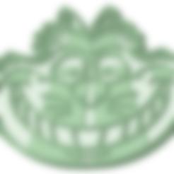 Télécharger fichier impression 3D Emporte-pièce pour chat de Cheshire, osval74