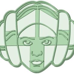 Télécharger modèle 3D Emporte-pièce à l'emporte-pièce Leia, osval74