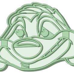 Timon.png Télécharger fichier STL Emporte-pièce Timon • Objet pour impression 3D, osval74