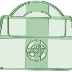 Télécharger fichier impression 3D Étui à pansements pour jouets, osval74
