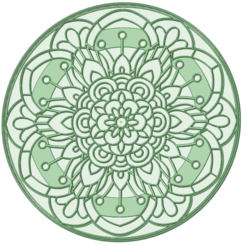 27_e.png Download STL file Mandala ceramic cutter 1 • 3D printable object, osval74