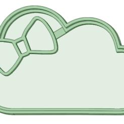 Télécharger fichier STL Nuage à l'aide d'un arc à l'emporte-pièce, osval74