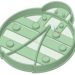 Télécharger fichier impression 3D Emporte-pièce à biscuits coccinelle, osval74