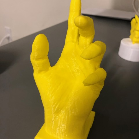 Archivos STL gratis hand anatomy, cucumbur