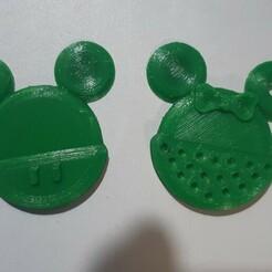 20210122_212550.jpg Télécharger fichier STL gratuit porte-clés de la souris • Modèle pour impression 3D, MetalRust3d