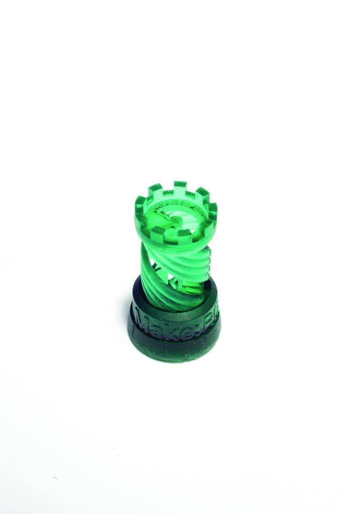 Braverman_1H2A4429_display_large.jpg Télécharger fichier STL gratuit Marque : Rook - 2015 3D Printer Shoot Out Test Models • Plan pour imprimante 3D, MAKE
