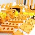 DSC04368_display_large.JPG Download free STL file Make: 2015 3D Printer Shoot Out Test Models • 3D printable design, MAKE