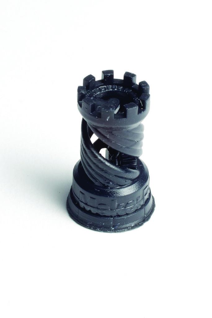 Braverman_1H2A4649_display_large.jpg Télécharger fichier STL gratuit Marque : Rook - 2015 3D Printer Shoot Out Test Models • Plan pour imprimante 3D, MAKE