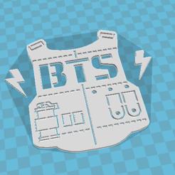 Descargar archivos 3D gratis BTS, paalvarados