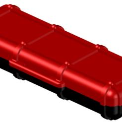 Estuche.png Télécharger fichier GCODE gratuit Estuche-lapices • Objet à imprimer en 3D, paalvarados