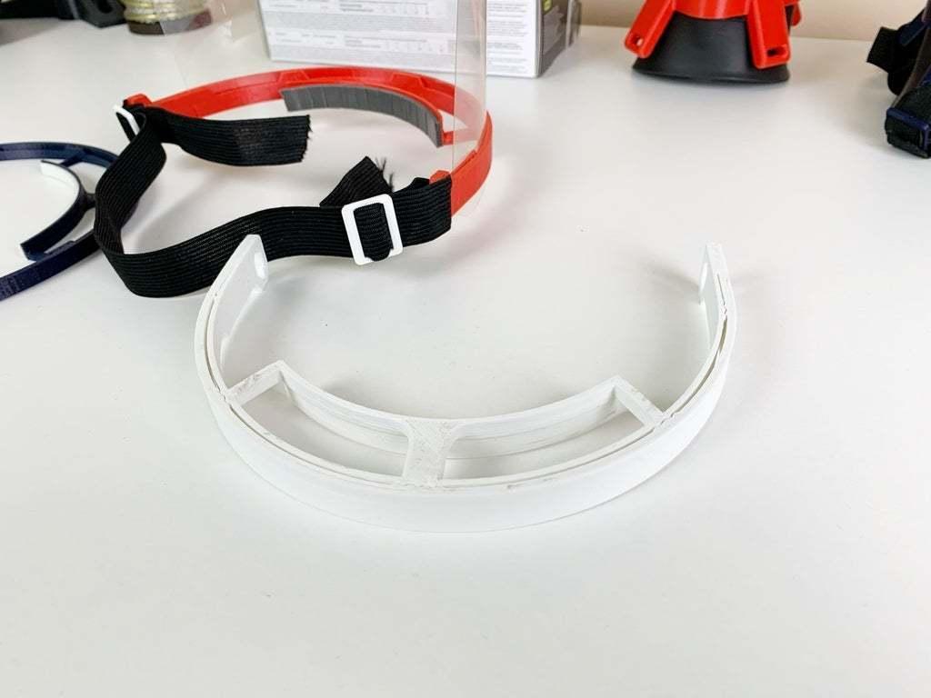 IMG_9284.jpg Télécharger fichier STL gratuit Covid-19 Écran facial - simple à imprimer • Plan à imprimer en 3D, hessevalentino