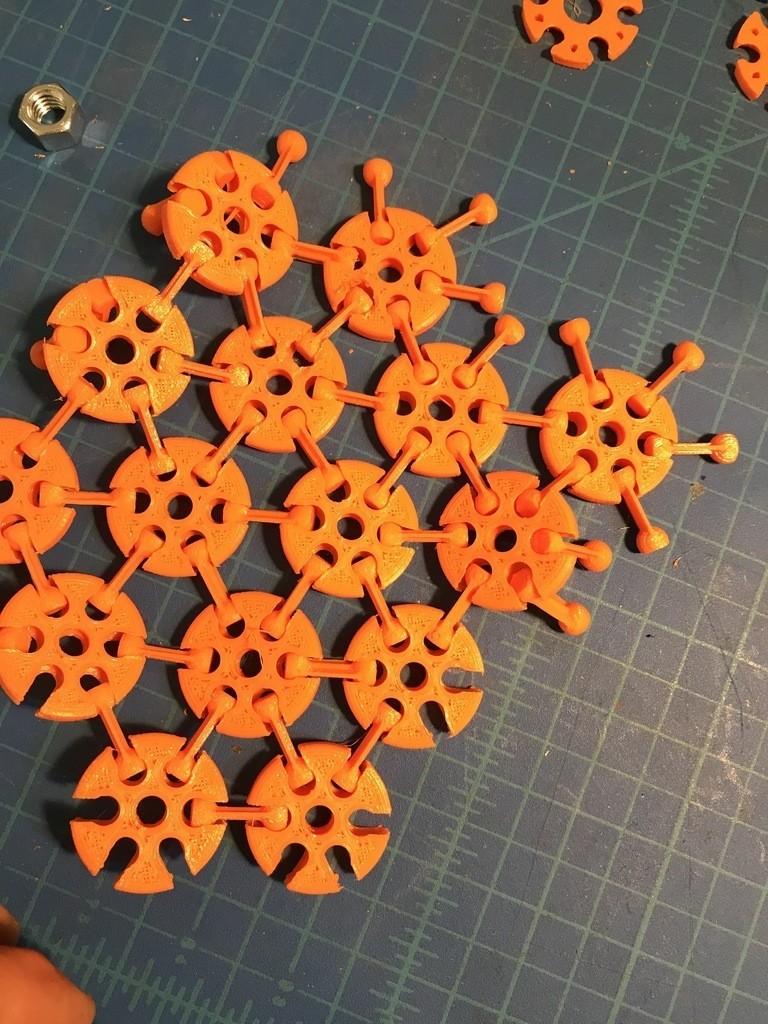 0d7b596c77e8add48b87d645cf48d5a1_display_large.JPG Download free STL file 3d printed fabric / armour prints assembled • 3D printer model, drewrokebythomas