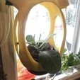 "Download free 3D printer designs Wall of plants - 6"" pot version, drewrokebythomas"