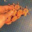 35a70e18a3eeaa37a510397bf0c416b9_display_large.JPG Download free STL file 3d printed fabric / armour prints assembled • 3D printer model, drewrokebythomas