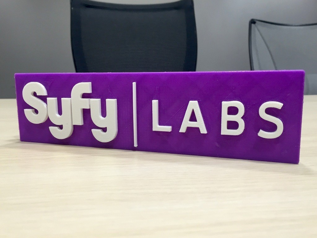 f727cf54e2e5bd95d50c8c717b6a9d89_display_large.jpg Download free OBJ file Syfy Labs Logo • 3D printable object, SYFY