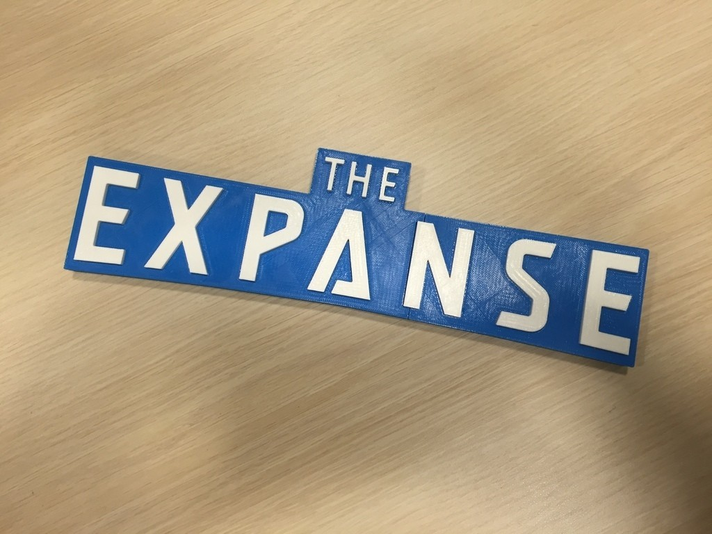 IMG_3130_display_large.JPG Download free OBJ file The Expanse – Main Title Logo • 3D printable object, SYFY